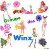 Musiques du groupe Winx
