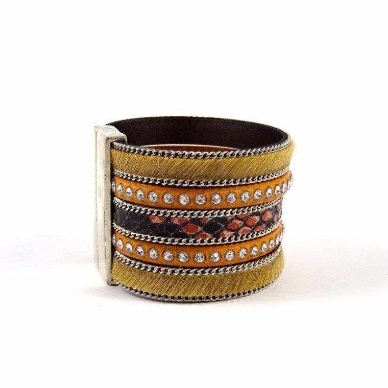 E. DUGAS - Jeune créateur de bijoux essentiellement en cuir
