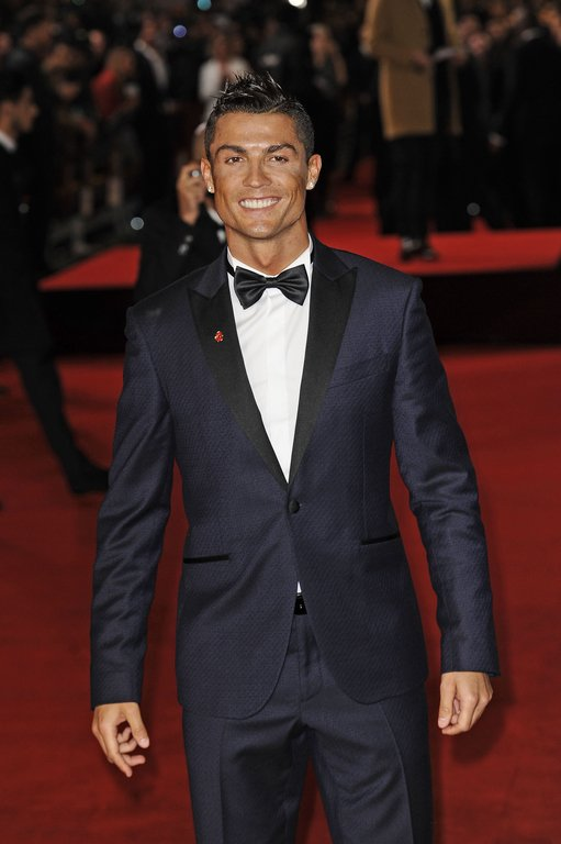 Mon homme Cristiano Ronaldo