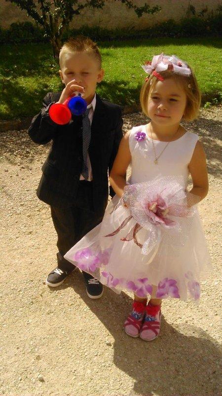 Le mariage de ma cousine