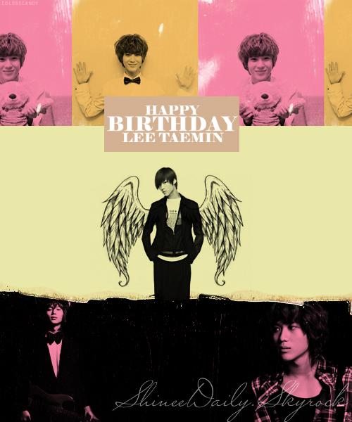 En ce 18 Juillet 2011 le Maknae du groupe fête ses 18 ans (19 ans en Corée) alors on lui souhaite un joyeux anniversaire en espérant qu'il c'est bien amusé