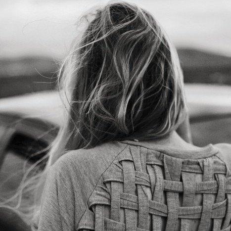 « Un beau jour, il faut se décider à prendre sa vie en main. Foncer et ne pas s'arrêter. »