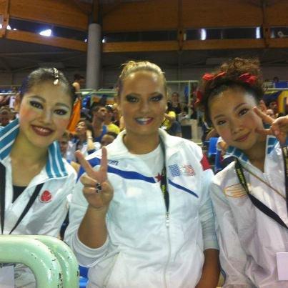 mondial 2012 avec Japonaise :)