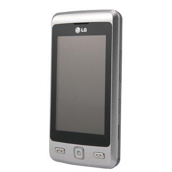 LG KP 501 Silver