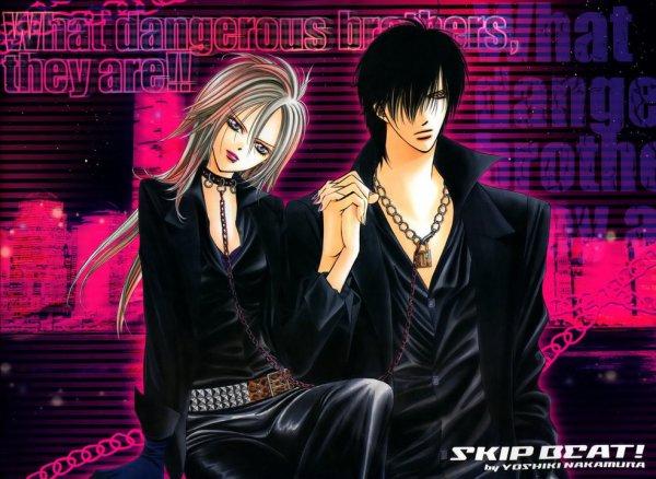 SKIP BEAT (Kyoko and Ren)