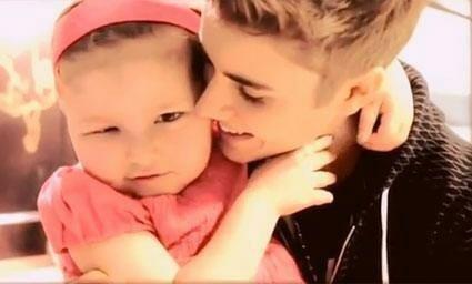 « Merci, ça faisait longtemps que quelqu'un n'avait pas pris ma défense. » Justin