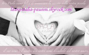 Laura Pausini : maman d'une petite Paola !