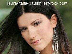 """Laura Pausini. """"J'espère ma s½ur Silvia, mais pas Paul"""""""