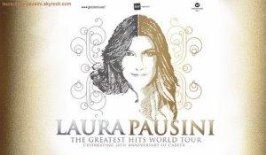 Laura Pausini au Zenith de Paris