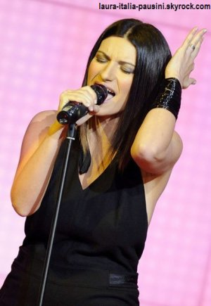 Interview de Laura Pausini
