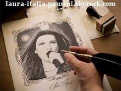 """Laura Pausini: Harry Styles de One Direction? """"Sa voix est précieuse"""""""