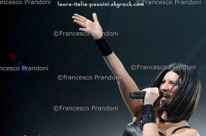 Laura Pausini ses dates de concerts 2016