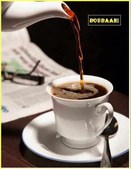 un café noir fait-maison à tous et à toutes