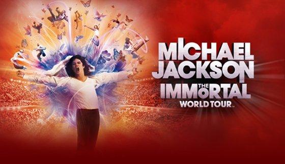 Michael Jackson Revient En 2012