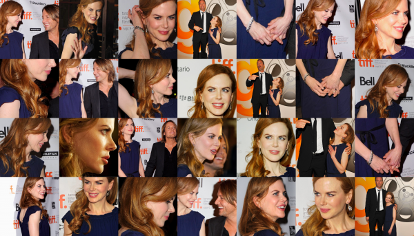 __BLUSHING_raspberry>> RED CARPETS : Rabbit Hole premiere at TIFF
