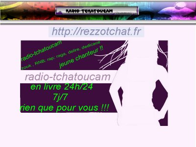 Radio-tchatoucam avec les jeunes chanteurs