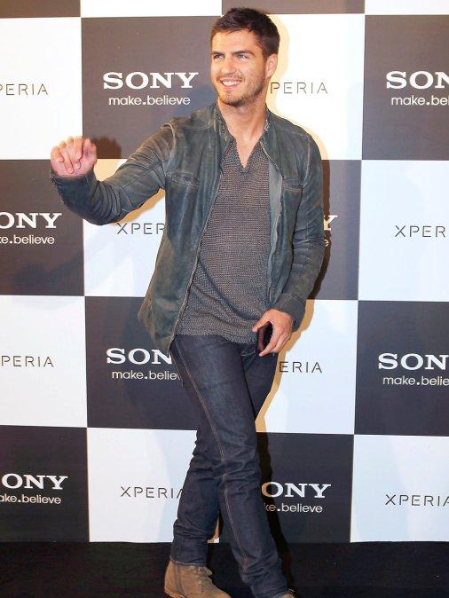 ♥ Maxi était présent au Gala XperiaZ de Sony le 13 mars 2013 ♥