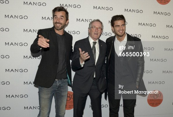 """♥ Maxi était présent aux"""" 080 barcelone fashion """" le 27 janvier 2014 ♥"""