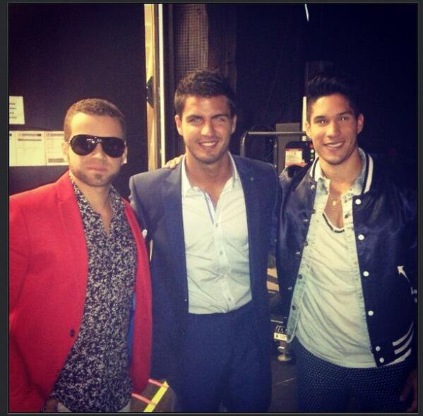 ♥  Maxi Iglesias et Chinoy Nacho dans Nuestra belleza ♥