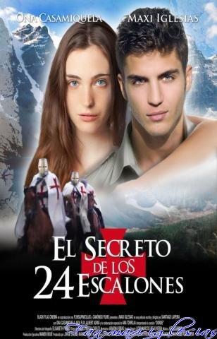 ♥ Nouveau fim de Maxi : El Secreto de los 24 Escalones ♥