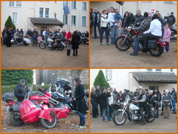 Toy Run Ardèche Vet's à Largentière - 10 Décembre 2011 -2