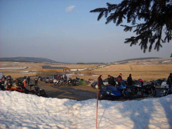 14ème hivernale MC La Burle à St Front (43) - 03 & 04 Mars 2012 -1