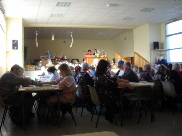Loto du club à St Florent s/Auzonnet - 10 mars 2012