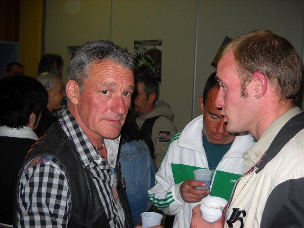 Soirée Hugot Jonathan saison 2012 promosport 600cc à Grospierres (07) 17 mars 2012 -2