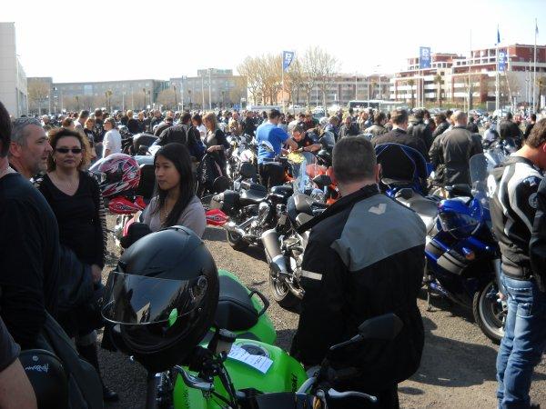 Manifestation FFMC à Nimes - 24 mars 2012 -1
