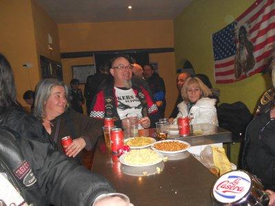 Ouverture new local Mg Démon Riders (Espagne) 09 fèv 2013