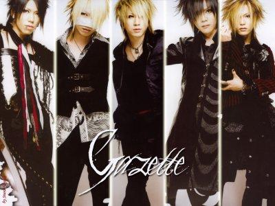le groupe The Gazette