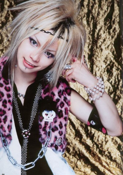 chanteur takeru