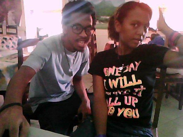 *moi et mon frère