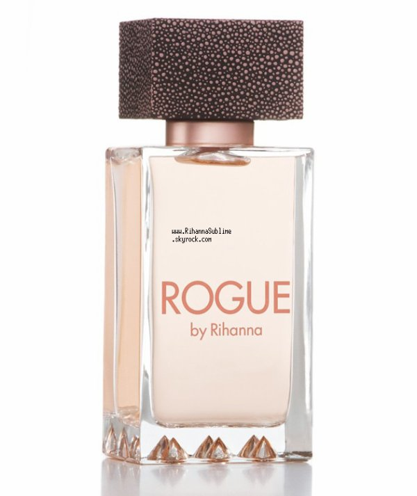 19/08/2013: Rogue by Rihanna dernière news