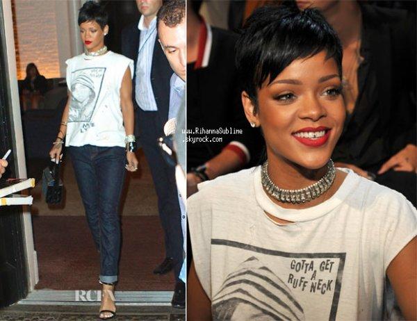 25/08/2013: Rihanna au MTV VMA 2013