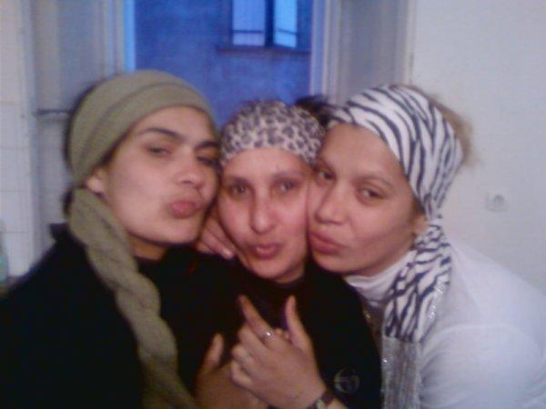 mes trois tante prefere