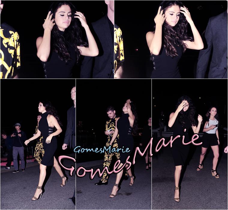 voici les tous derniers candids de notre adorable Selena, j'espère que vous aimerez