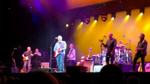 Marc Knopfler en concert. Juin 2015