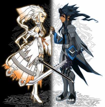 Zekrom et Reshiram version Humain - My-WorldOf-Pokemon,l ...