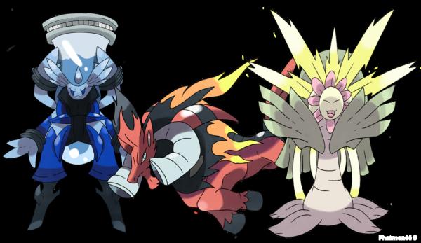 Vérité?Nouveauté?Pokémon Plus & Minus et un spin off Pikachu.