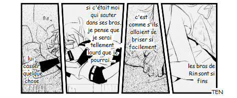 Kagamine Len et Rin traduction : Mini doujinshi 12 (2)