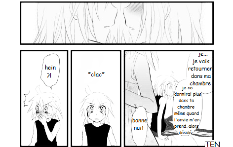 Kagamine Len et Rin traduction : Mini doujinshi 12 (3)