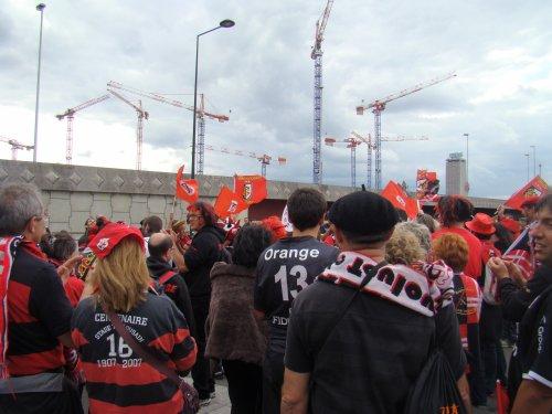 TOP 14 Finale (Stade Toulousain / Toulon) : Ambiance avant et après match !