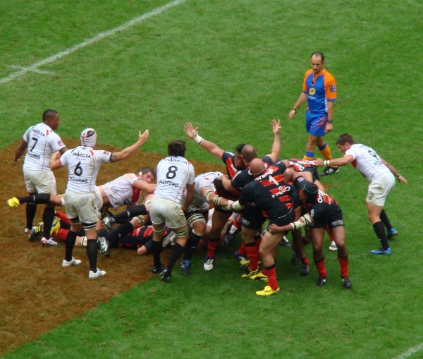 TOP 14 Finale (Stade Toulousain / Toulon) : Photos du match
