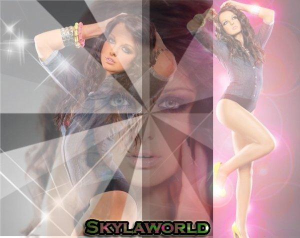 Venez voter pour Skyla