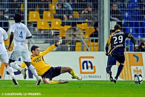 Arles Avignon 1 - 1 OL : Le grand gâchis