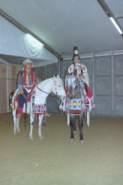 Rencontre avec les Nez-Percés