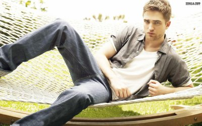 Robert Pattison !