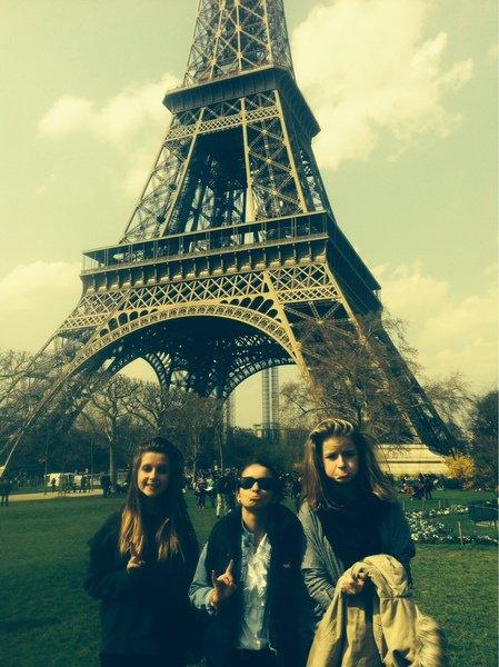 Paris, miss u