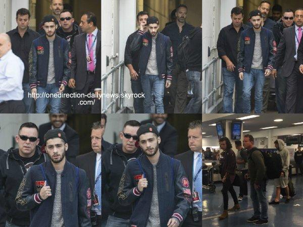 4 février 2015 : Harry a été vu dans les rues de Los Angeles